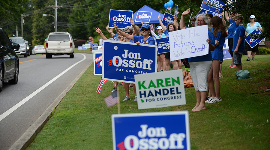 Handel wins: GOP retains House seat in Georgia special election