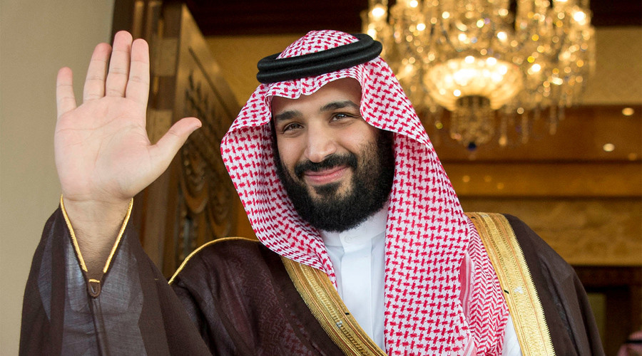 Erdogan congratulates new Saudi crown prince