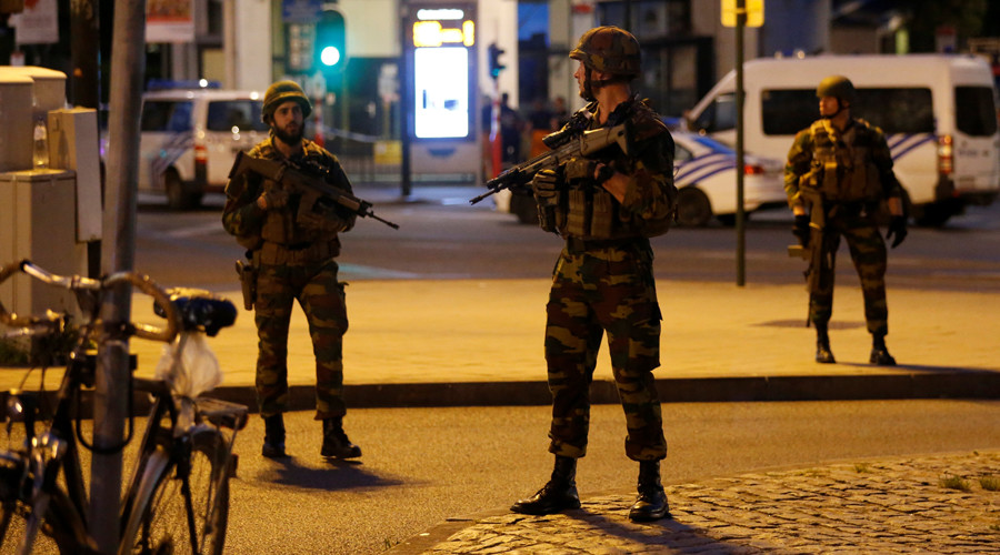 Foiled Brussels attacker's bag had nails & gas bottles – prosecutor
