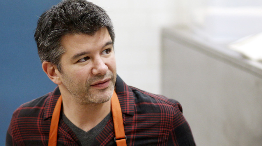 Uber CEO Travis Kalanick quits under pressure from investors