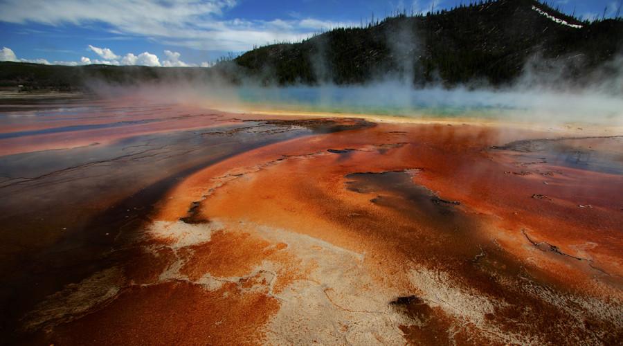Doomsdayers on edge as quake 'swarm' rocks Yellowstone supervolcano