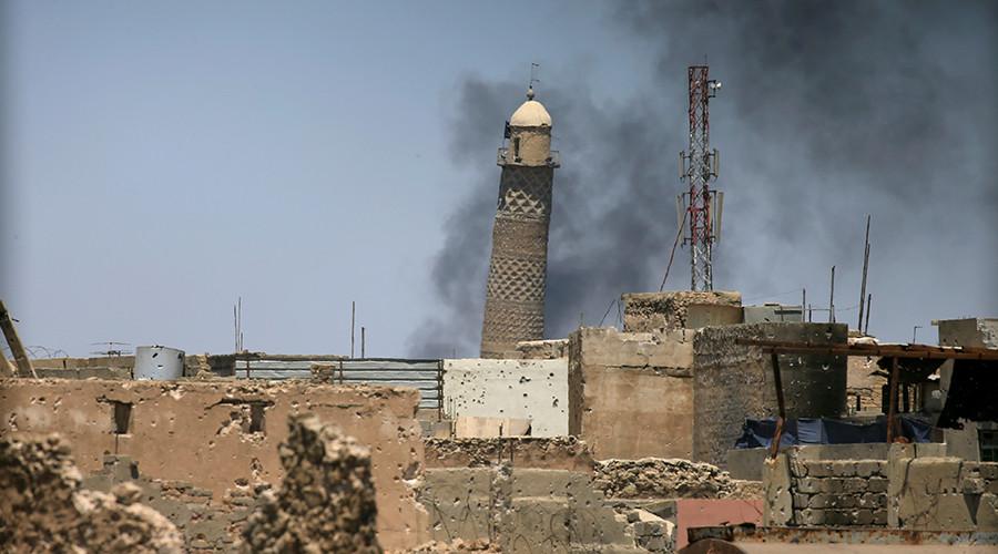 Image result for Grand al-Nuri Mosque of Mosul, photos