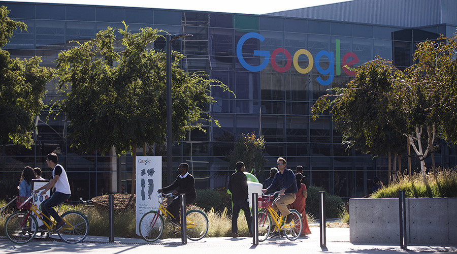 Google wants to build its own city in California