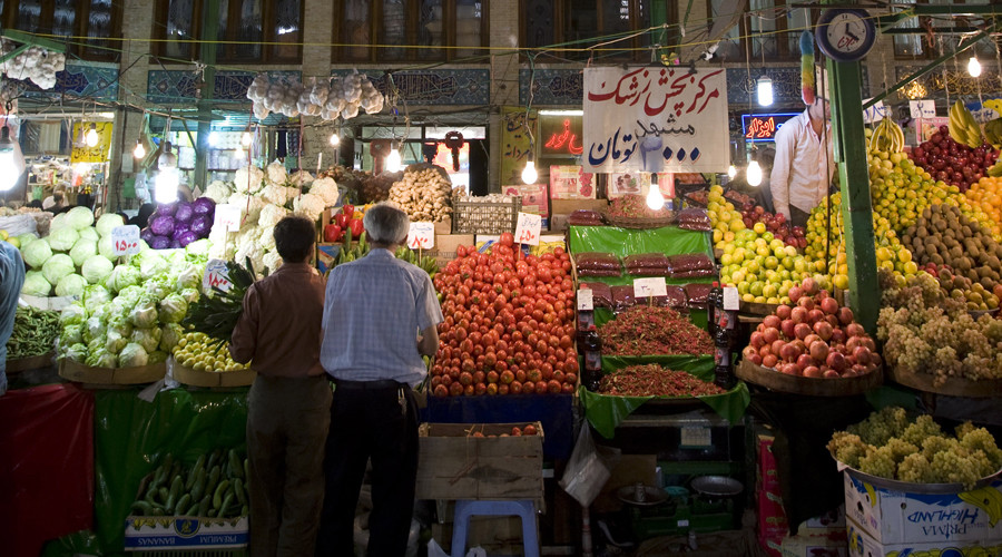 Iran supplies 1,000+ tons of food to Qatar every day – media