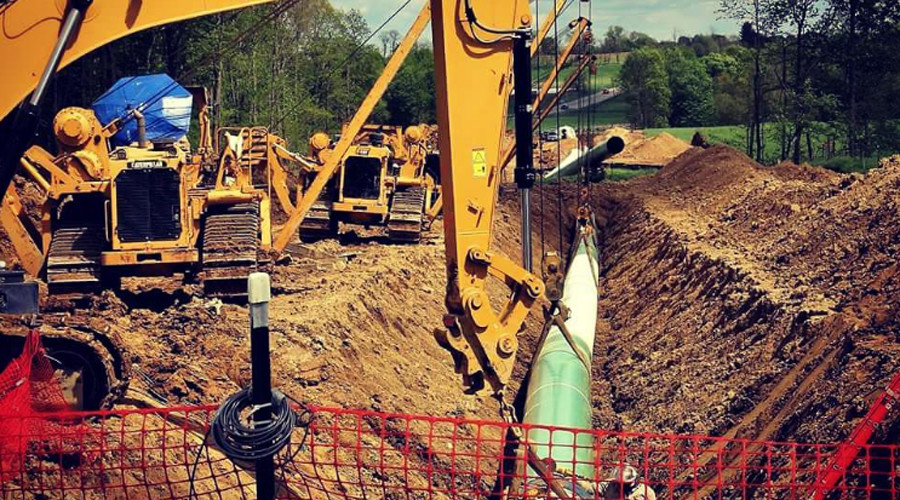 Feds investigate toxic spill on Ohio wetland by #DAPL operator