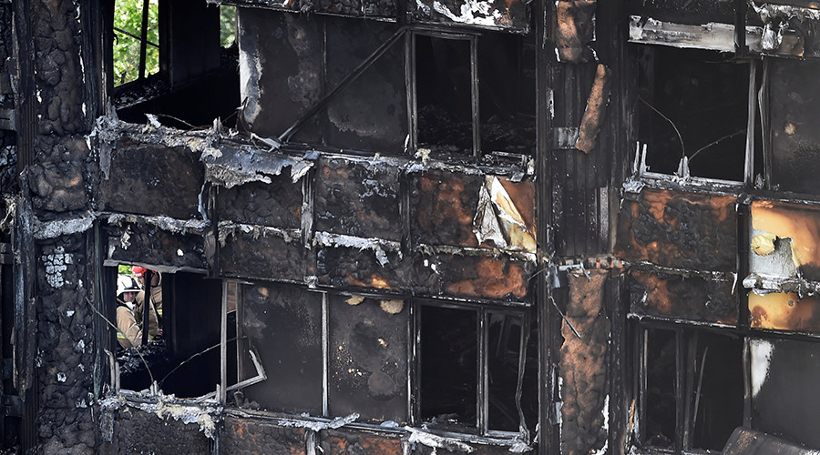 Police considering manslaughter charges in Grenfell Tower fire investigation (VIDEO)