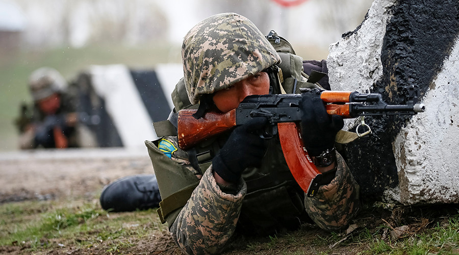 Kazakhstan denies reports of talks on troop deployments to Syria