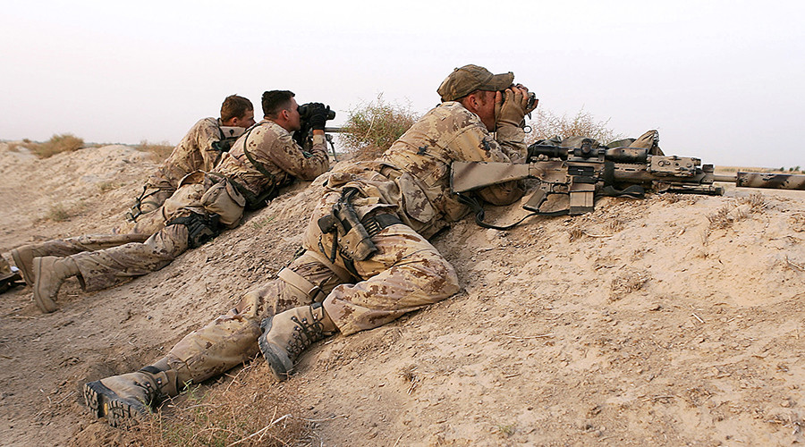 Canadian sniper records 2.2-mile kill shot in Iraq