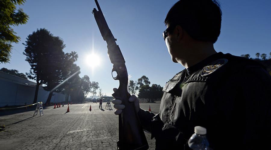 LA deputies kill teenager while shooting at a dog