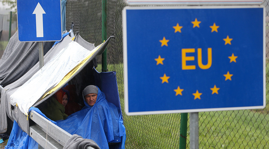 EU to pressure refugees' home countries with visa restrictions to make them take back their citizens