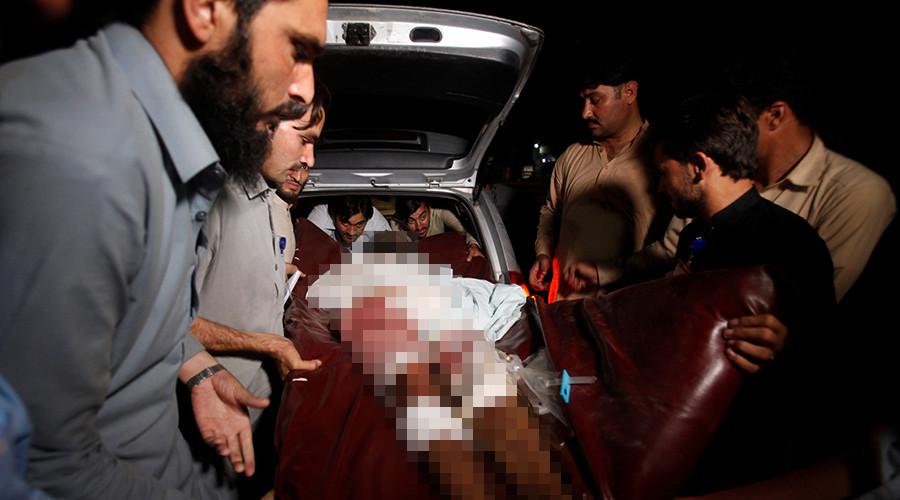 Death toll from triple terrorist attacks in Pakistan rises to 85