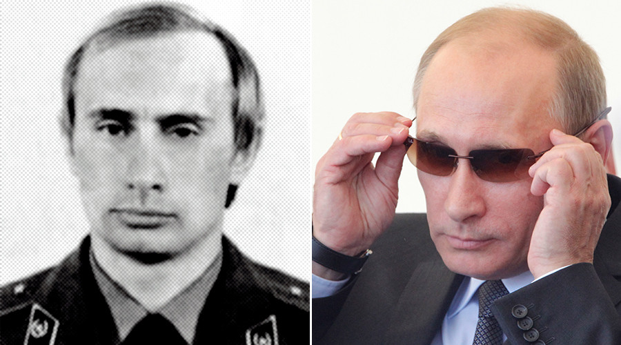 'Unique people': Putin recalls KGB times, wishes deep-cover agents good fortune