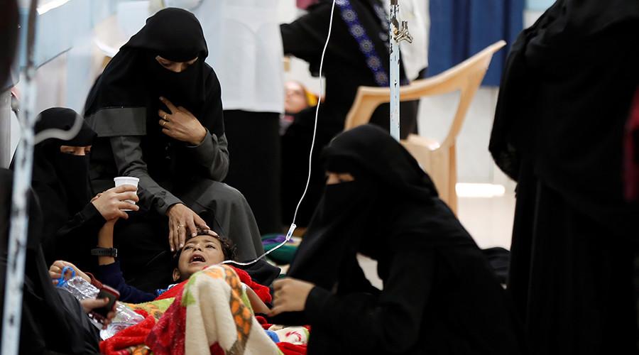 Yemen facing 'worst cholera outbreak in the world' – UN, WHO