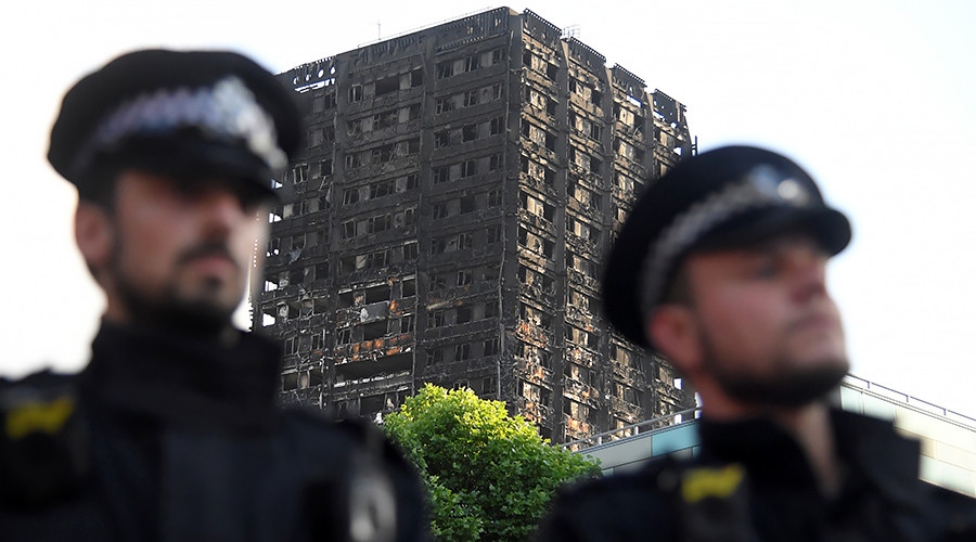 60 high-rise buildings across Britain fail safety tests in Grenfell probe - UK government