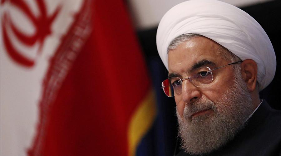 'Qatar siege, intimidation & sanctions' unacceptable for Iran – Rouhani