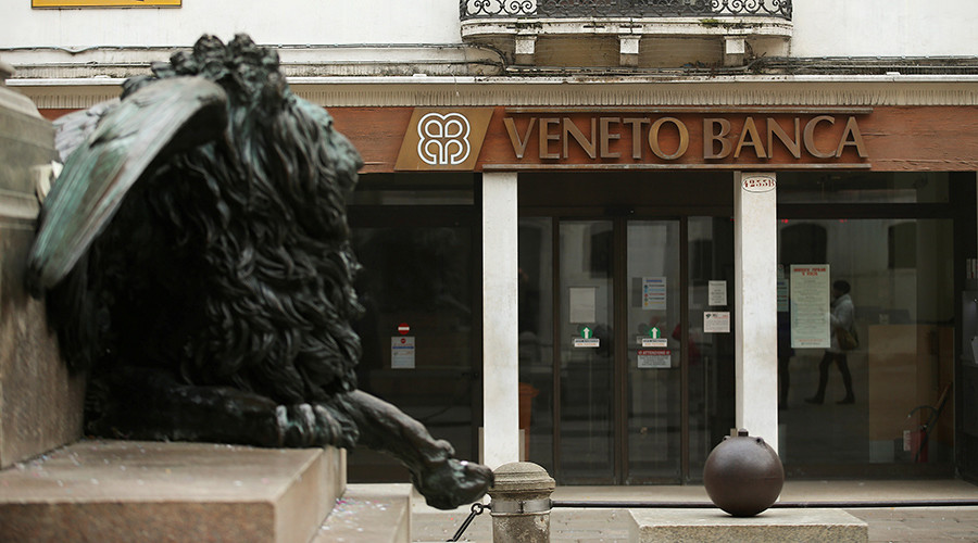 Italy to pay up to €17bn to rescue 2 failing Venetian banks