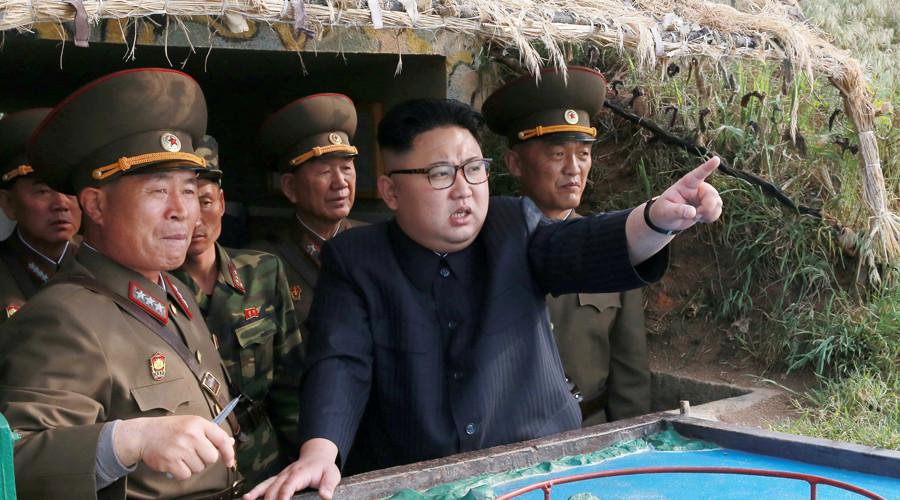 Former S. Korean President Park plotted to kill North Korean leader Kim Jong-un – report