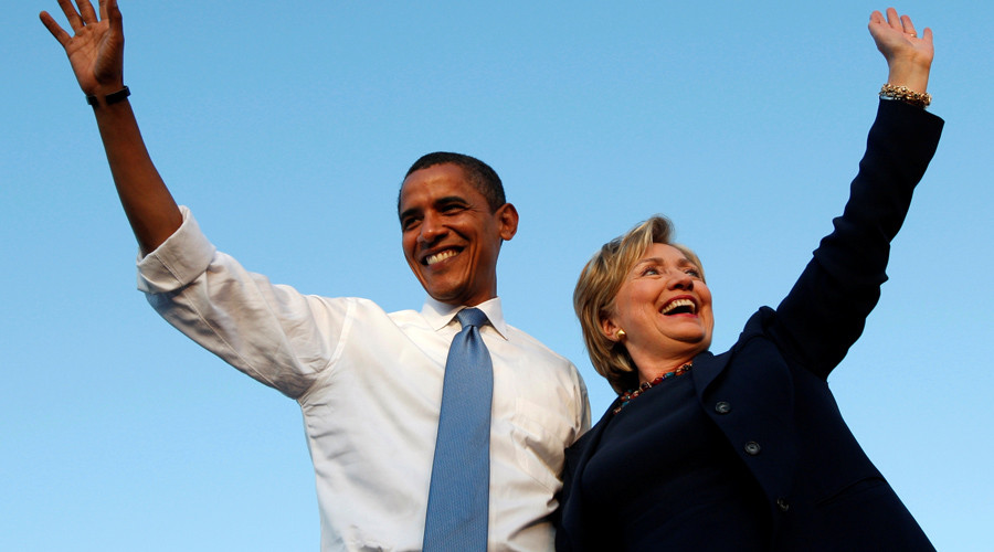 'US needs to investigate Obama efforts to install Hillary Clinton in White House'