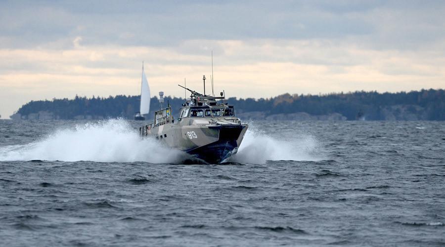 Uninvited Polish soldiers landed on Swedish coast – military spokesman