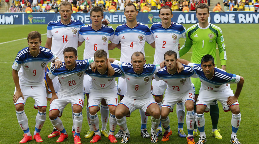 Every Russia player's World Cup 2014 doping probe negative, despite reports – FIFA