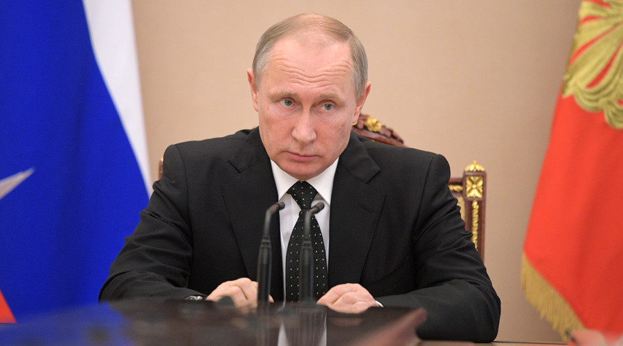 Putin asks parliament to ratify international convention on countering terrorism financing