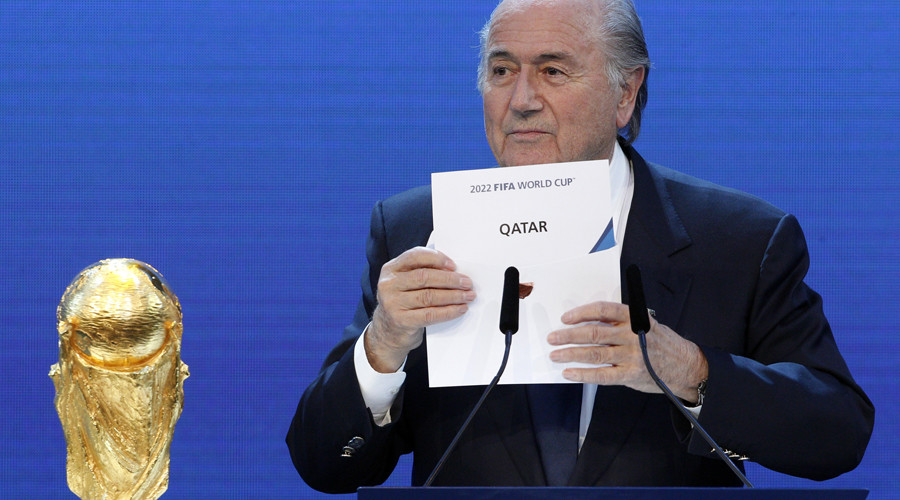 Qatar 'undermined integrity' of FIFA World Cup bidding process – leaked report