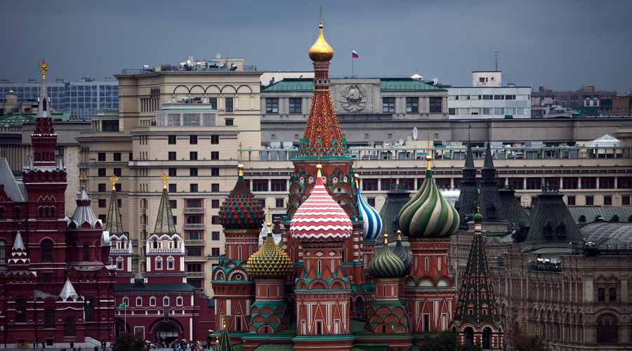 Blacked-out Volgas & the KGB: A modern Russian 'spy story'