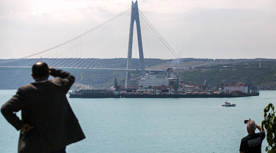 Gazprom may exit domestic Turkish natural gas market
