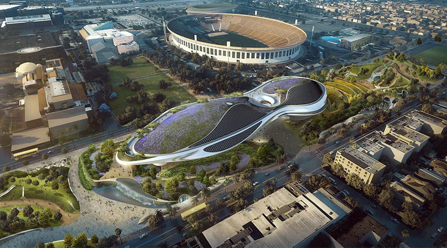 George Lucas granted permission to build billion-dollar museum in LA