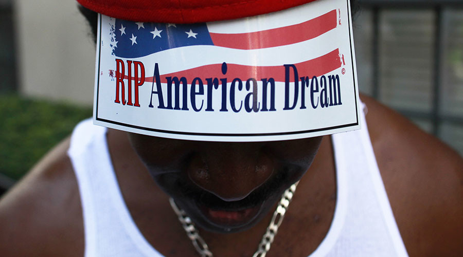 Liberty lost? Americans increasingly unhappy with levels of freedom, survey says