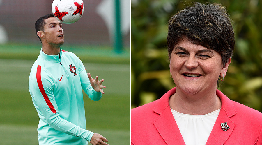 DUP MPs 'worth £100mn each'... £20mn more than Cristiano Ronaldo