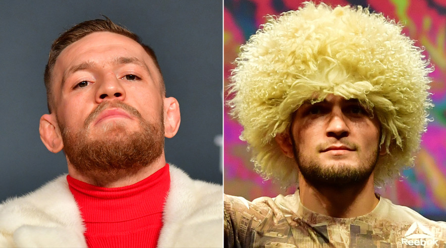 'McGregor wants Khabib fight in Russia after Mayweather' – UFC head White