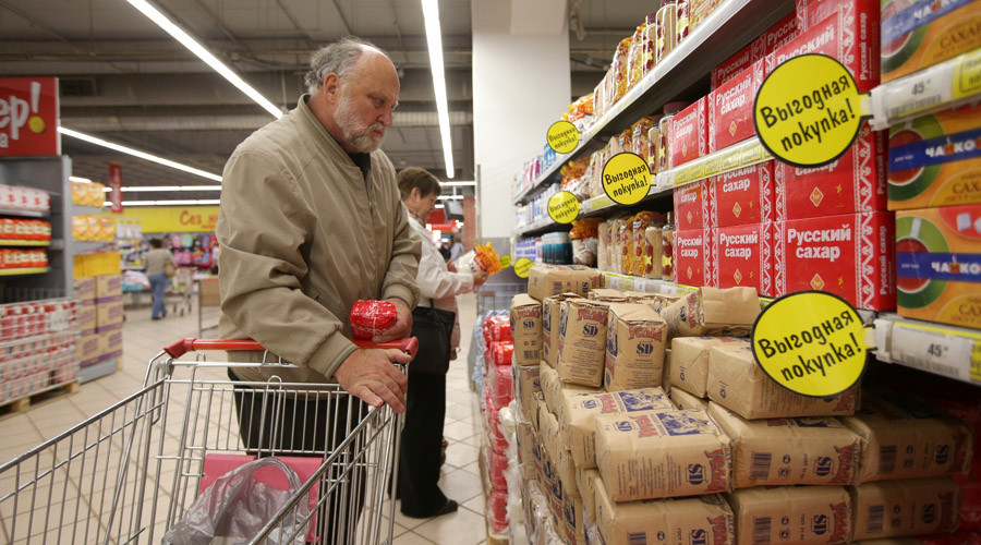 Moscow prepares to extend food ban in response to EU sanctions