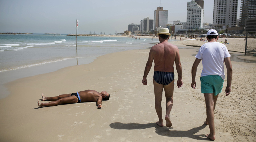 Palestinian fined $200 for wearing underpants instead of bathing suit on Israeli beach – media