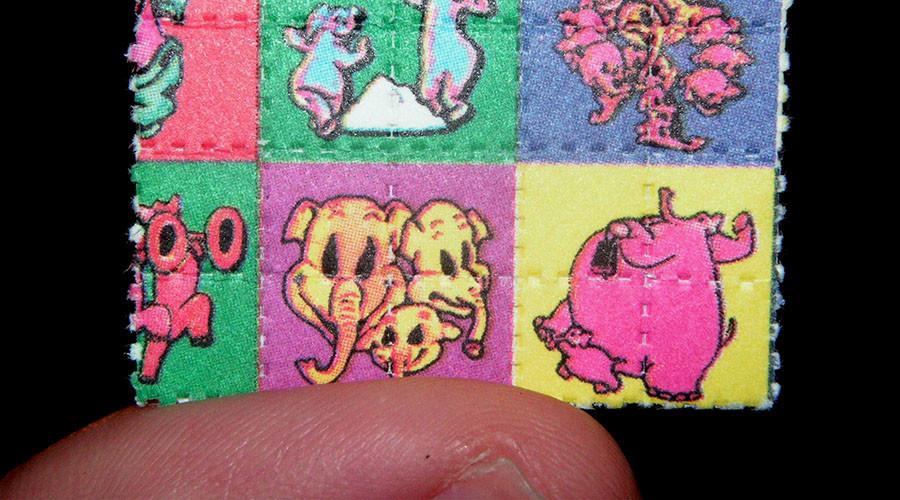 LSD 'treasure hunters' prompt police clampdown on Welsh village