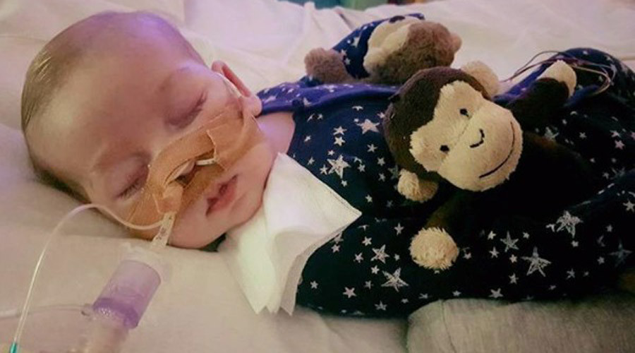 Terminally-ill baby must be taken off life support, European court rules