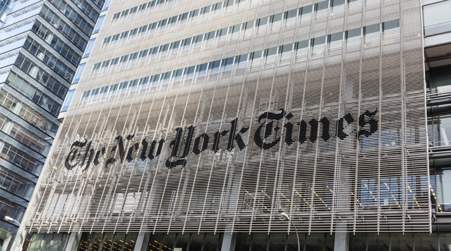 NYT retracts claim that '17 US intelligence agencies' verified Russian DNC email hack