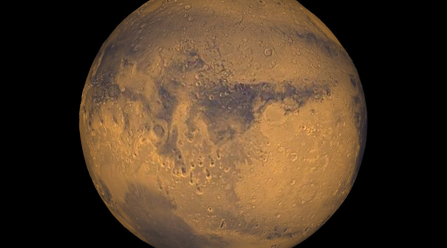 NASA tells InfoWars: There are no 'child slave colonies' on Mars (VIDEO)