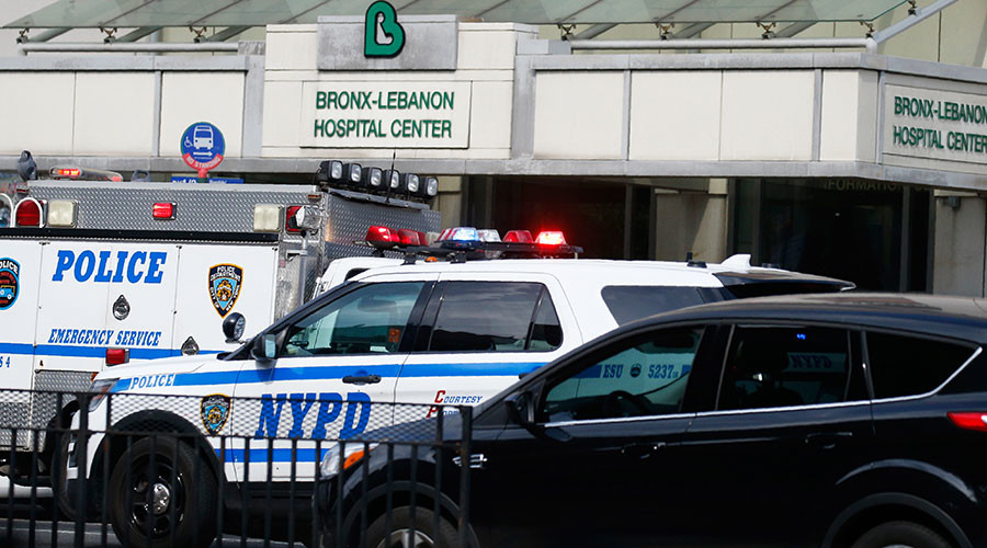 Ex-doctor with gun under white coat kills 1 in Bronx hospital, then himself