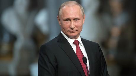 Russian President Vladimir Putin © Sergey Guneev