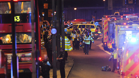 Aftermath of deadly London attacks