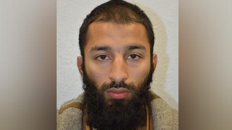 Khuram Shazad Butt © Metropolitan Police
