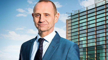 Evan Davis © bbc.co.uk