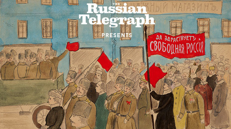 #1917LIVE: See Russian Revolution as witnessed by children