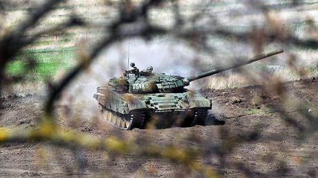 T-72 B1 tank © Sergey Pivovarov