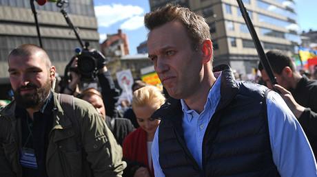 Aleksey Navalny © Vladimir Astapkovich