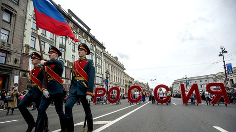 Russia Day marked by festivities & reenactments