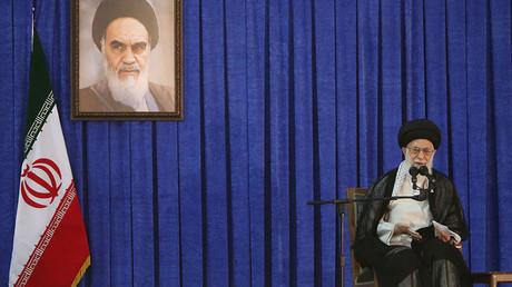 Iran's Supreme Leader Ayatollah Ali Khamenei ©Reuters