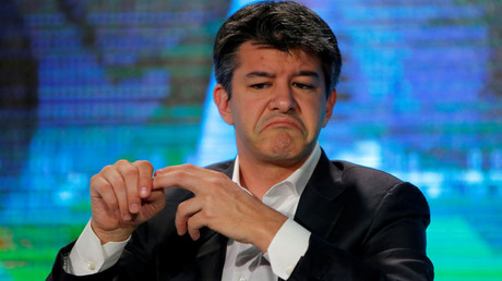 59410d02c4618803798b4585 Embattled Uber chief takes leave of absence to 'work on himself'