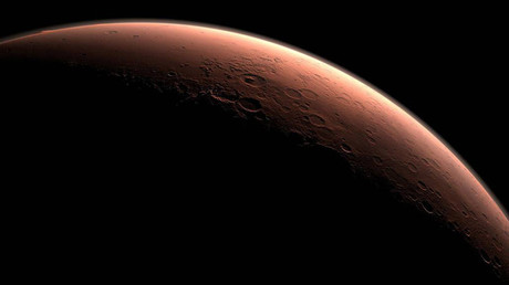 Too broke to go Martian: NASA says it can't afford to send humans to Mars